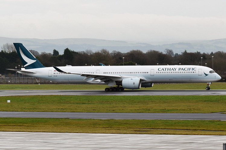 Phoenix CX Airbus A350-1000 B-LXC 1/400 PH04345