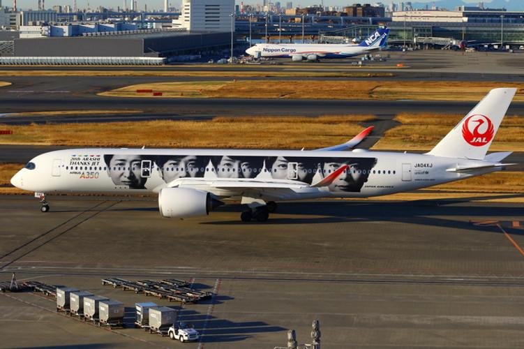 Phoenix JAL Airbus A350-900 '20th Arash Thank Jet' JA04XJ 1/400 PH04348