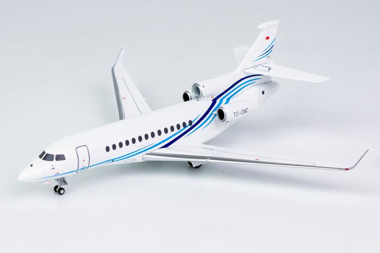 NG Models Turkish Authorities Falcon 7X TC-CMC 1/200 NG71006