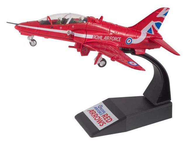 Red Arrows British Aerospace Hawk 1984 RAF 1/72 RAF40608