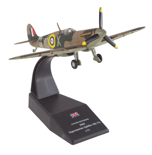 Supermarine Spitfire MK VB 1941 RAF 1/72 RAF40608