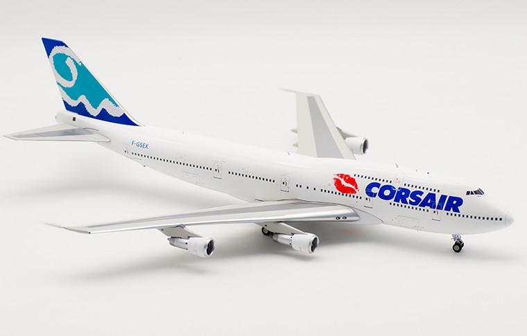 Inflight200 Corsair Boeing 747-300 F-GSEX 1/200 IF743SEX0619