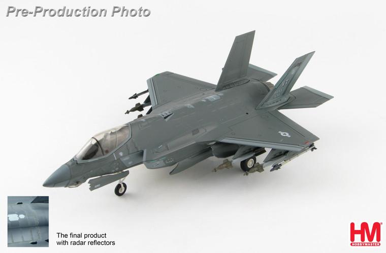 HobbyMaster Lockheed Martin F-35A 134TH FS, 158TH FW 1/72 HA4421