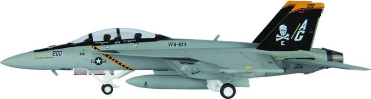 "Hogan F/A-18F US Navy VFA-103 ""Jolly Rogers"" AG 200 Bureau Number: 166620 (CAG Bird Hi-vis Marking 2007) 1/200"