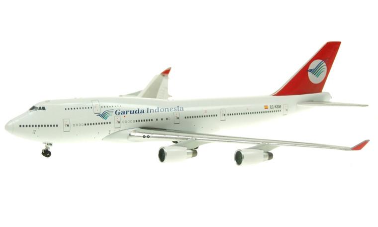 Apollo 400 Garuda Indonesia Boeing 747-412 1/400