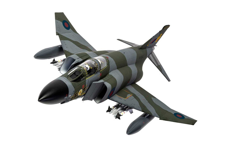 Corgi McDonnell Douglas Phantom FG.1 XV592/L, RAF No.111 Squadron, Leuchars, Fife, Scotland, Late 1970s - 1/48 - AA27902