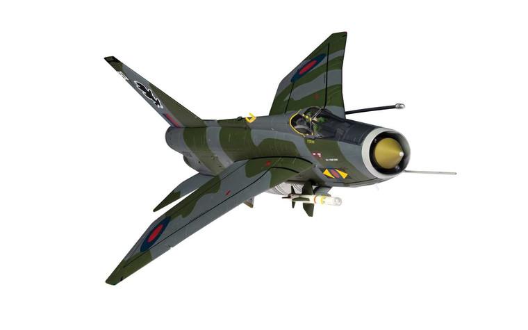 Corgi English Electric Lightning F6 XS904 BQ RAF No11 Squadron Binbrook 1987 Last Lightning Show  - 1/48 - AA28403