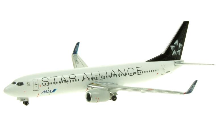 Apollo 400 ANA Boeing 737-886 'Star Alliance' 1/400 A13069