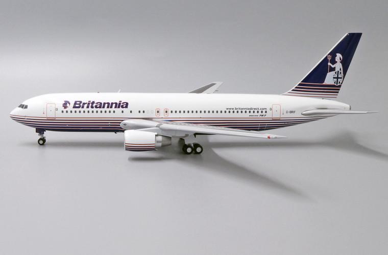 JC Wings Britannia Airways Boeing 767-200ER G-BRIF 1/200 XX2646