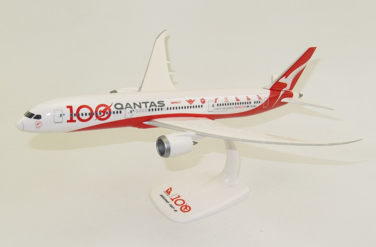 PPC Models Qantas Boeing 787-9 '100 Years Anniversary' VH-ZNJ 1/200