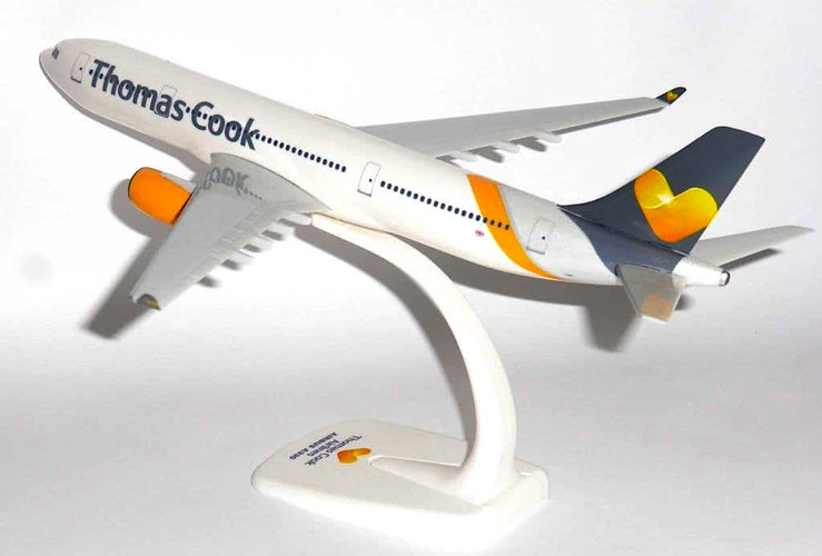 PPC Models Thomas Cook Airbus A330-200 1/200