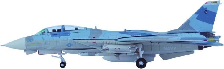 Hogan F-14A US Navy Naval Fighter Weapon School NAS Miramar CA TOPGUN 30 SPLINTER Scheme Bureau Number: 159855 (Circa 1996) 1/200