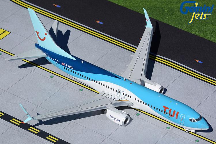 GeminiJets TUI Boeing 737-800 G-FDZU 1/200 G2TOM464
