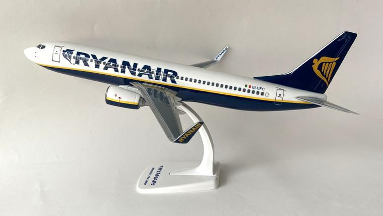 PPC Models Ryanair Boeing 737-800 EI-EFC 1/100