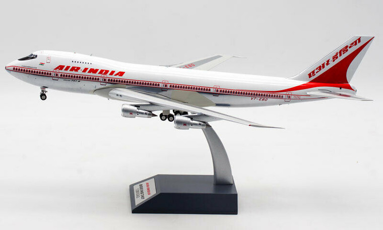 Inflight200 Air India Boeing 747-200 VT-EBO 1/200 IF7420820P