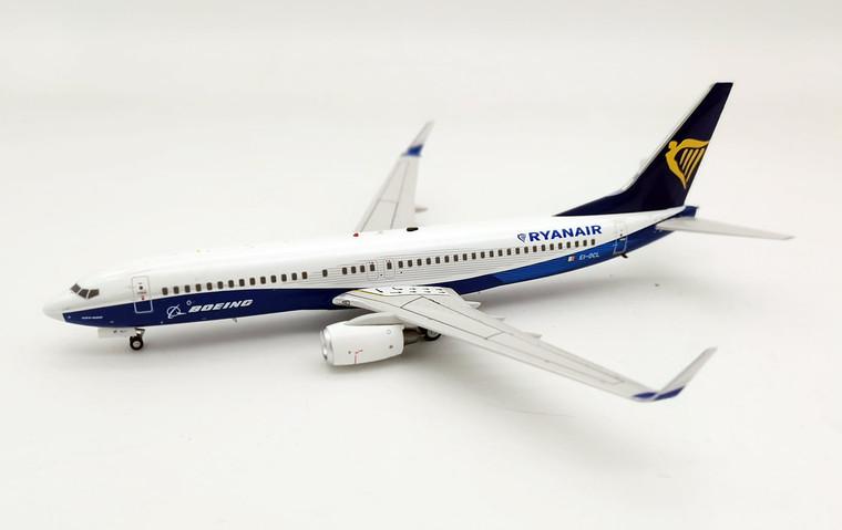 JFox Ryanair Boeing 737-800 EI-DCL 1/200 JF-737-8-020