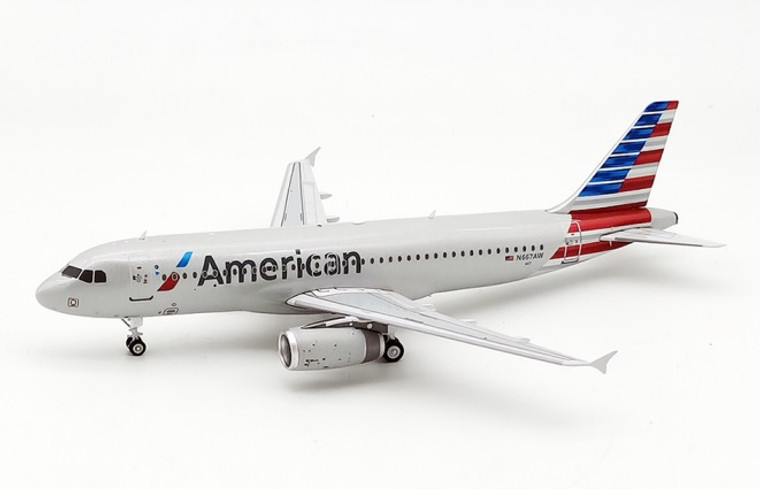 Inflight200 American Airlines Airbus A320-200 N667AW 1/200