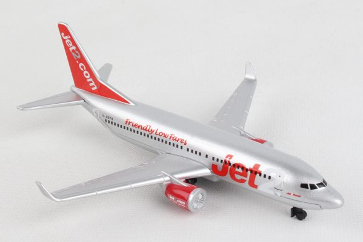 Jet2 Boeing 737 Diecast Aircraft Model Toy PP-RT0094