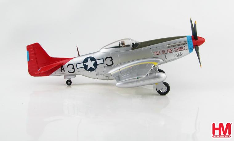 HobbyMaster P-51D Mustang 'Tall In the Saddle' 99FS/332FG - 1/48