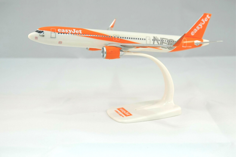 PPC Models EasyJet Airbus A321Neo 1/200