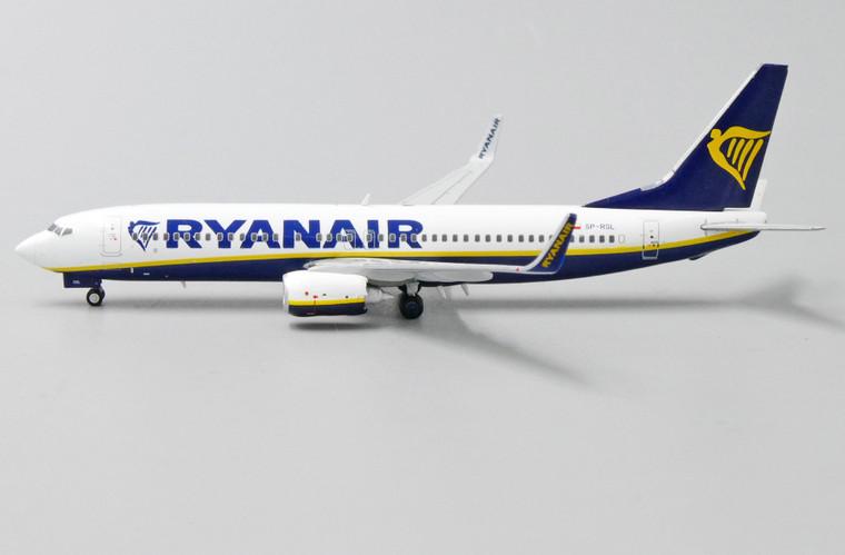 JC Wings Ryanair Sun Boeing 737-800 SP-RSL 1/400 XX4271
