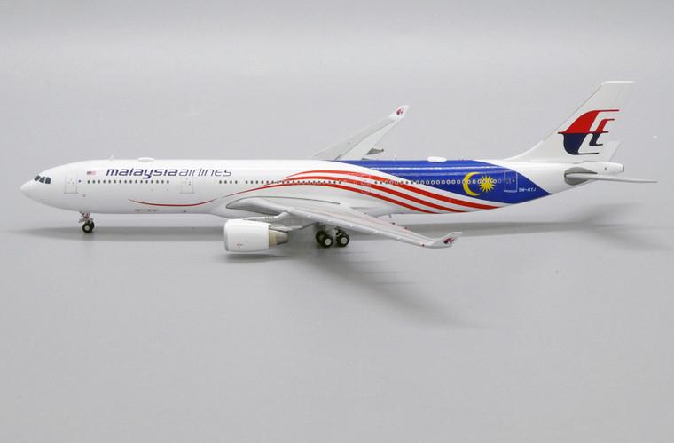 JC Wings Malaysia Airlines A330-300 Negaraku Li 9M-MTJ 1/400 XX4478