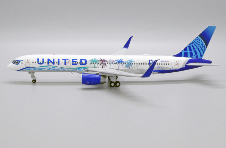 JC Wings United Airlines Boeing 757-200 Her Art Livery - California N14106 1/200 LH2268