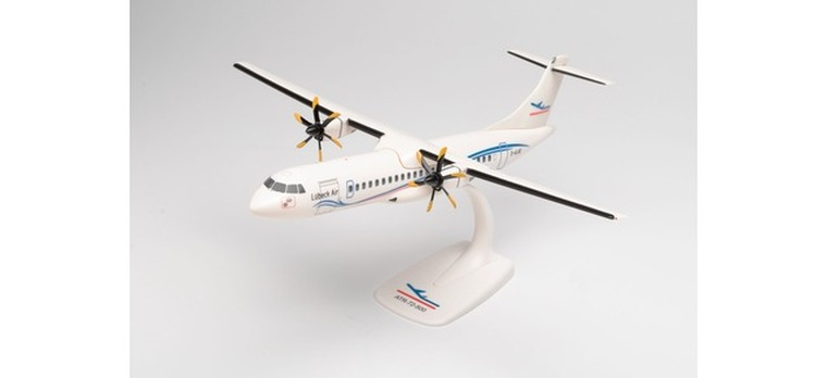 Herpa Lübeck Air ATR-72-500 – D-ALBC 1/100 613279