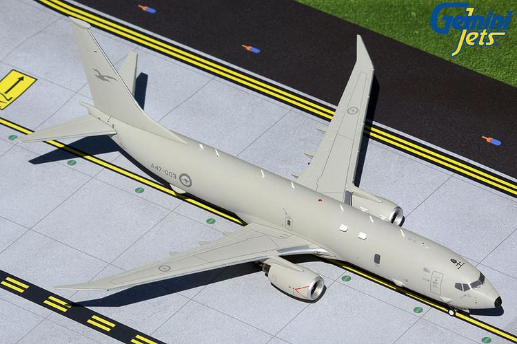 GeminiJets Royal Australian Air Force Boeing P-8A A47-003 1/200 G2RAA971