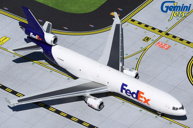 GeminiJets FedEx McDonnell MD-11F N604FE 1/400 GJFDX1974