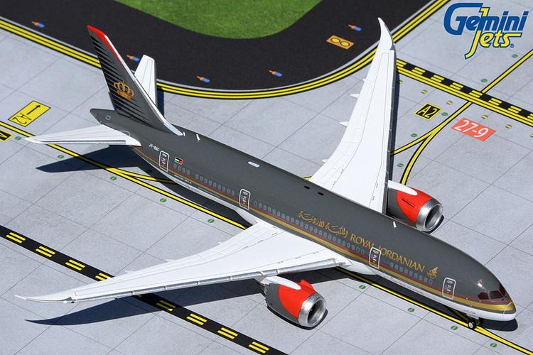 GeminiJets Royal Jordanian Airlines Boeing 787-8 JY-BAC 1/400 GJRJA1976