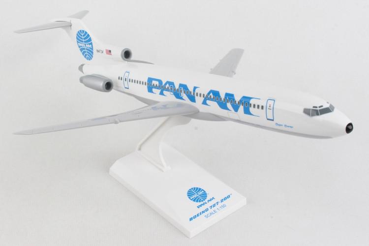 SkyMarks Pan Am Boeing 727-200 1/150 SKR1066