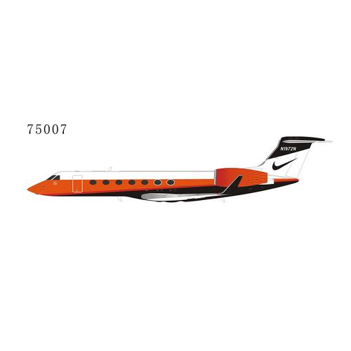 NG Models NIKE Gulfstream G550 N1972N <2013's livery> 1/200