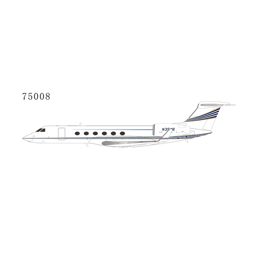 NG Models NIKE Gulfstream G550 G-V N3546 <2006's livery> 1/200