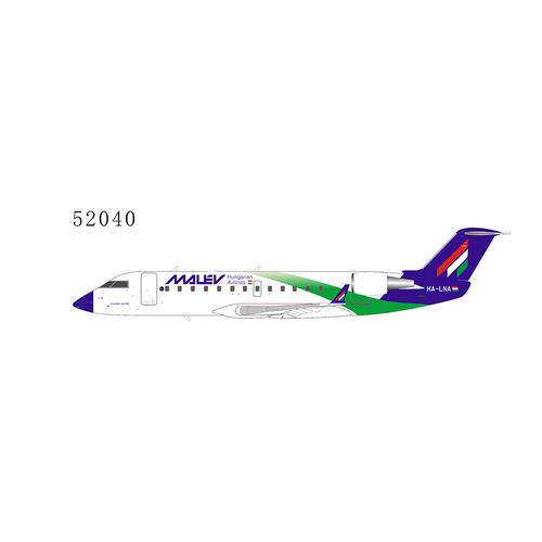 NG Models Malév Hungarian Airlines CRJ-200ER HA-LNA 1/200