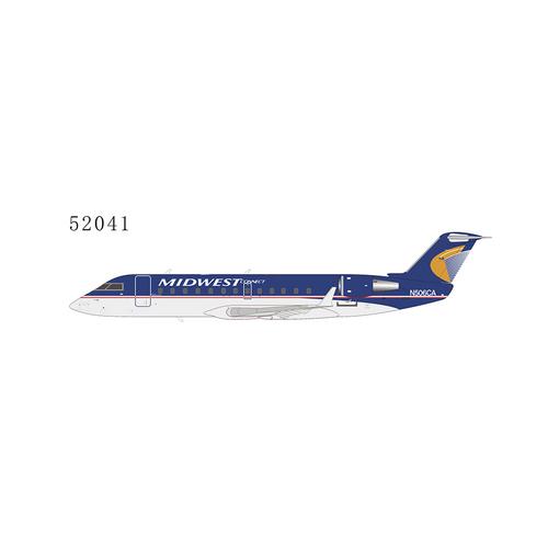 NG Models Midwest Connect CRJ-200ER N506CA 1/200