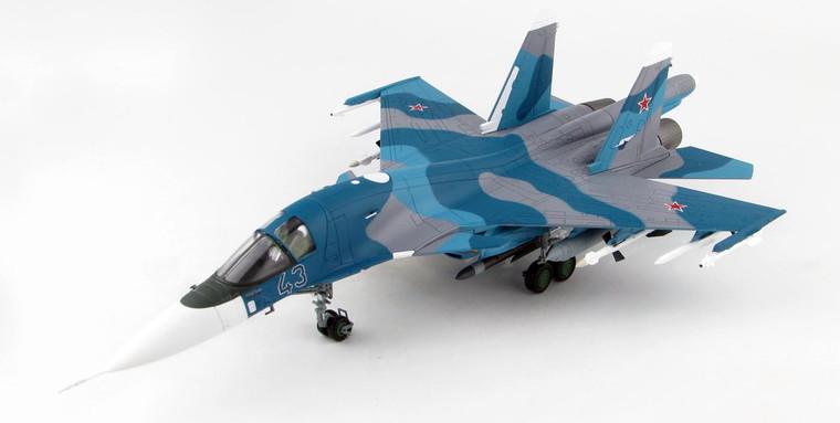 HobbyMaster Sukhoi Su-34 2nd prototype Russian Air Force Akhtubinsk 93 1/72 HM6304