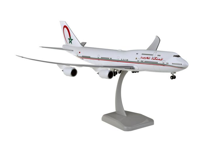 Limox Morocco Government Boeing 747-8 CN-MBH 1/200