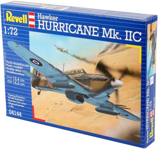 Revell Hawker Hurricane Mk IIC Model Kit 1/72 04144