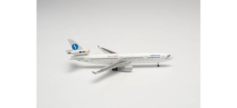 Herpa Sabena McDonnell Douglas MD-11F – OO-CTC 1/500 535588