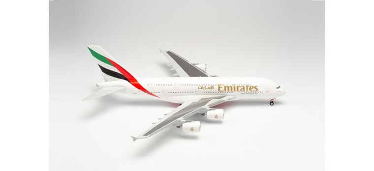 Herpa Emirates Airbus A380-800 A6-EVN 1/200 555432-003
