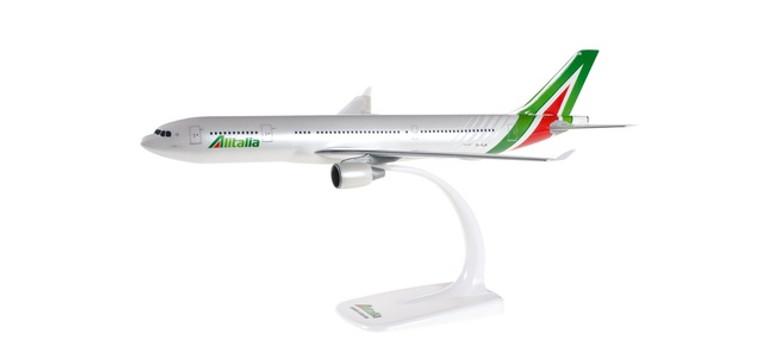 """Herpa Alitalia Airbus A330-200 – EI-EJK """"Giotto"""" 1/200 610933-001"""