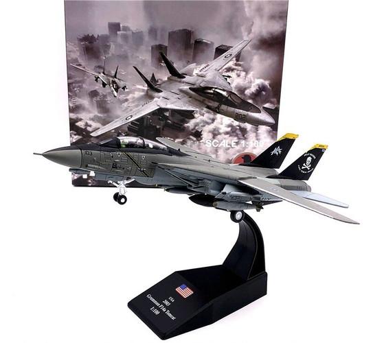 AMS Military USAF Grumman F14a Tomcat 1/100 AML024