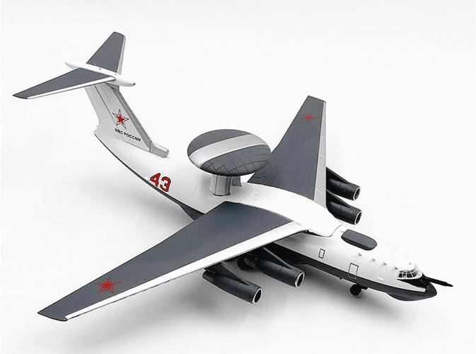 AMS Military Russian Air Force Beriev A-50M Mainstay 1/200 AML025