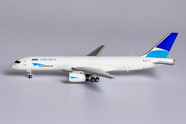 NG Models ASL Airlines Boeing 757-200APF OE-LFB 1/400 NG53172