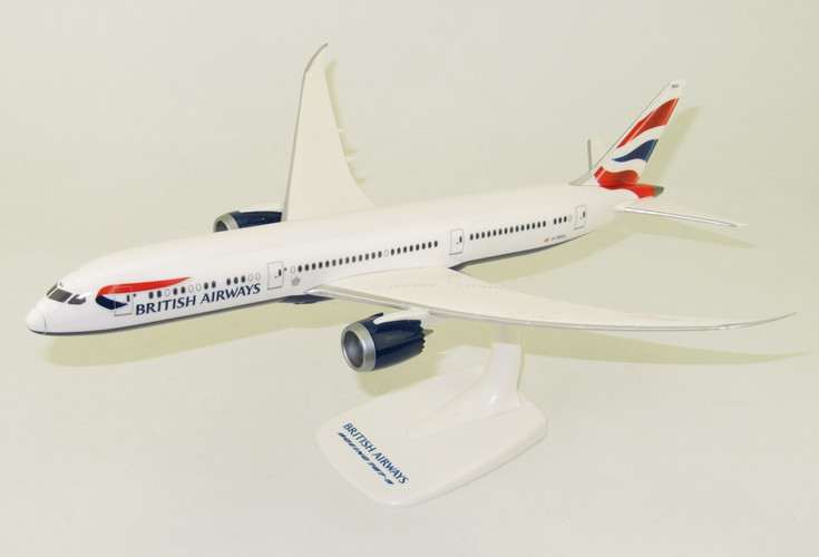 PPC Models British Airways Boeing 787-9 1/200