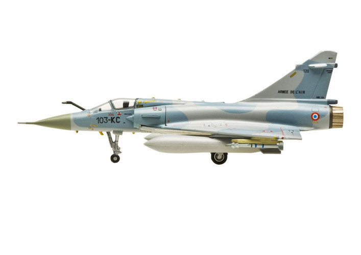 Hogan Mirage 2000-5 French Air Force Standard Livery 1/200
