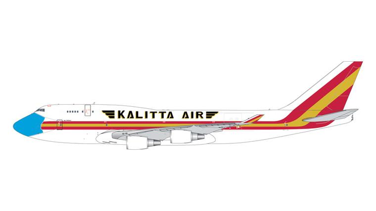 GeminiJets Kalitta Air Boeing 747-400 (BCF) N744CK Mask Livery 1/400 GJCKS1999