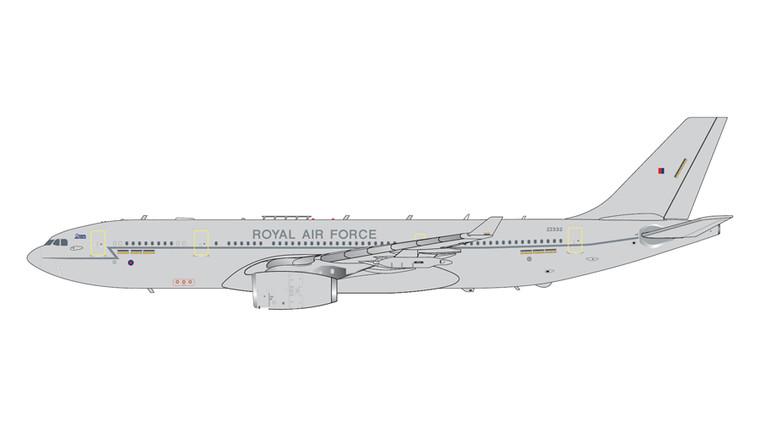 GeminiJets Royal Air Force Airbus A330MRTT Voyager ZZ332 1/400 GMRAF104