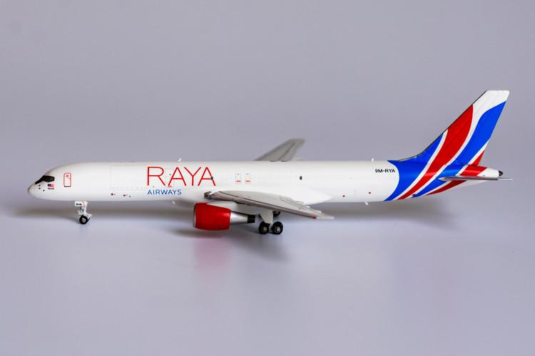 NG Models Raya Airways 757-200PCF 9M-RYA <o/c> 1/400